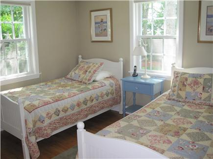 Falmouth Cape Cod vacation rental - First-floor twin bedroom