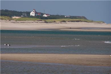 East Orleans Cape Cod vacation rental - Walk out to Nauset Beach and ''The Spit''