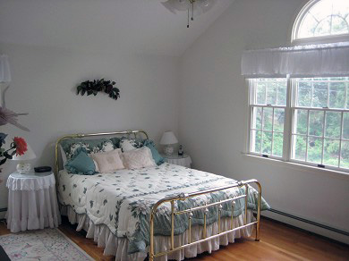 East Orleans Cape Cod vacation rental - Master bedroom - downstairs