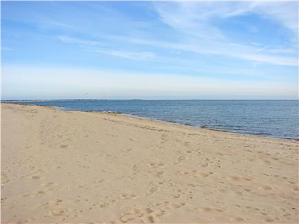 Mashpee, Popponesset/New Seabury/Mashpe Cape Cod vacation rental - Just a five minute walk to spectacular beach at Popponessett