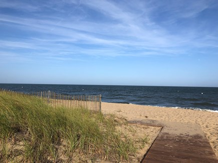 Popponesset/New Seabury  Cape Cod vacation rental - Kim Path beach.