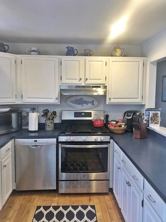 Popponesset/New Seabury  Cape Cod vacation rental - Well appointed kitchen has everything you may need for your stay.