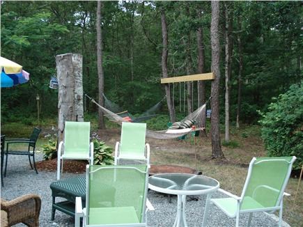 Mashpee, Popponesset/New Seabury/Mashpe Cape Cod vacation rental - Enjoy the backyard with patio, deck, grill, and outdoor shower!