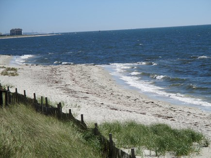 Harwich Port Cape Cod vacation rental - Beach is steps from the house.
