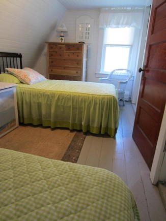 Harwich Port Cape Cod vacation rental - Bedroom 3 of 3 - two twin beds