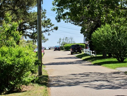 Harwich Port Cape Cod vacation rental - Beach stairs are visible from the house