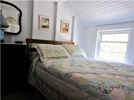 Harwich Port Cape Cod vacation rental - Bedroom 2 of 3 - double bed and harbor view.