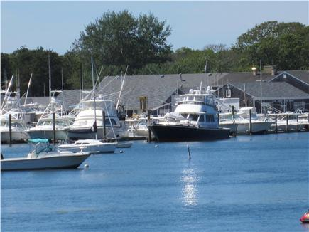 Harwich Port Cape Cod vacation rental - Harbor across the street, beach is at the end of the street