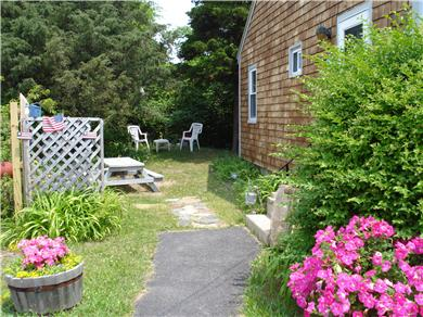 Centerville Centerville vacation rental - Outside cottage 33, yards vary