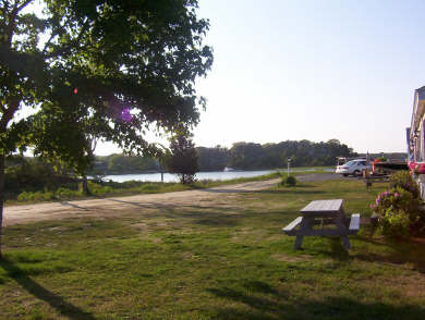 West Dennis Cape Cod vacation rental - Water View