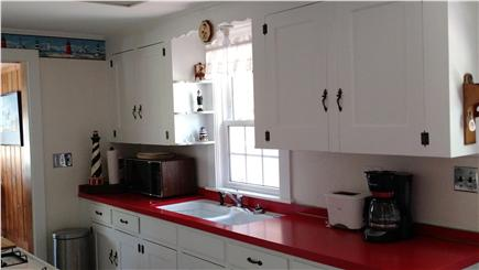 South Chatham Cape Cod vacation rental - Well Equipped Bright Sunny Kitchen
