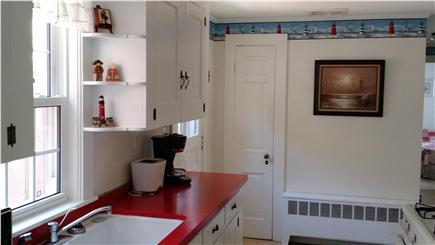 South Chatham Cape Cod vacation rental - Northern View of Kitchen