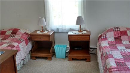 South Chatham Cape Cod vacation rental - Bright Sunny Twin Bedroom