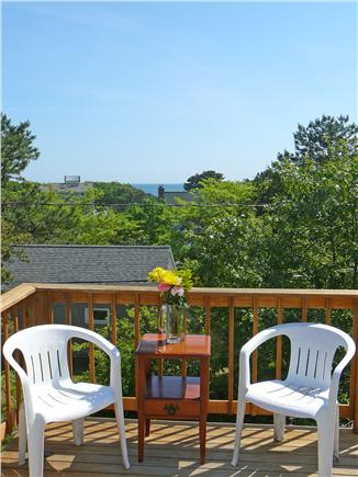 South Chatham Cape Cod vacation rental - Rooftop Deck with Water View