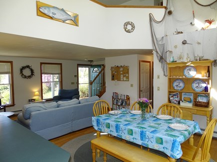 Brewster Cape Cod vacation rental - Enjoy the open floor plan, great for gathering