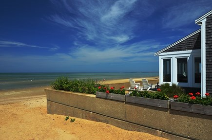 Eastham Cape Cod vacation rental - Upon your arrival you are on Kingsbury beach.