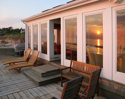 Eastham Cape Cod vacation rental - ... and sunsets.