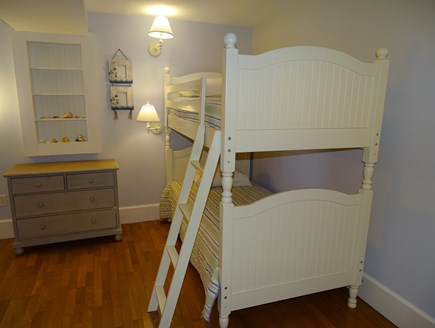 Woods Hole, Falmouth Woods Hole vacation rental - Two bedrooms with three sets of bunk beds