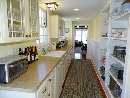 Woods Hole, Falmouth Woods Hole vacation rental - Kitchen supplies for multiple families