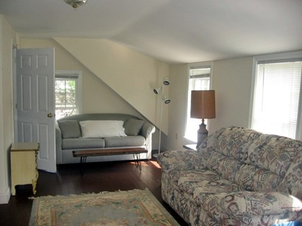 South Yarmouth Cape Cod vacation rental - Cottage upstairs double bed, pullout couch with full bath