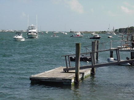 South Yarmouth Cape Cod vacation rental - Private seaside lot 100 yards from home. Very picturesque scenery