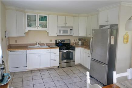 Chatham Cape Cod vacation rental - Spacious kitchen with stainless steel appliances