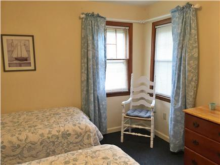 Chatham Cape Cod vacation rental - Second twin bedroom on main floor