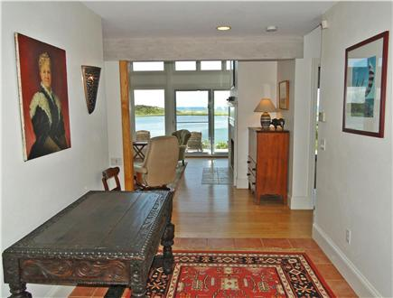 Wellfleet Cape Cod vacation rental - Entryway welcomes you