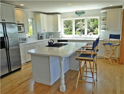 Wellfleet Cape Cod vacation rental - Fully equipped gourmet kitchen