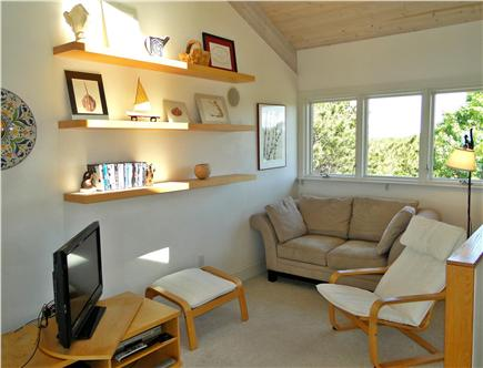 Wellfleet Cape Cod vacation rental - Balcony room for a quiet getaway