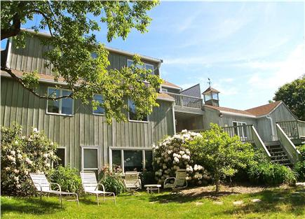 Brewster Cape Cod vacation rental - Plenty of room to play in the backyard as well
