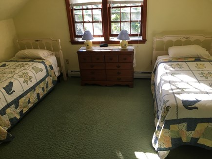 South Dennis Cape Cod vacation rental - Two Twins Up