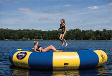 South Dennis Cape Cod vacation rental - Water Trampoline