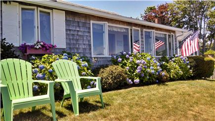 Falmouth Heights Cape Cod vacation rental - Front of House