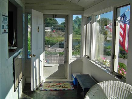 Falmouth Heights Cape Cod vacation rental - Entrance