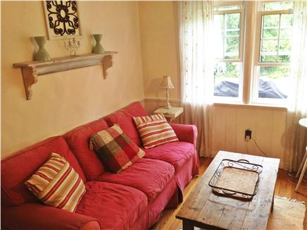 Chatham Cape Cod vacation rental - Sitting Room off of Kitchen