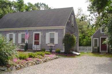 Click here to see a video of this Harwich vacation rental.