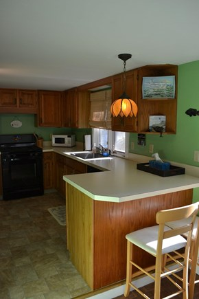 Falmouth Heights Cape Cod vacation rental - Up to Date Kitchen