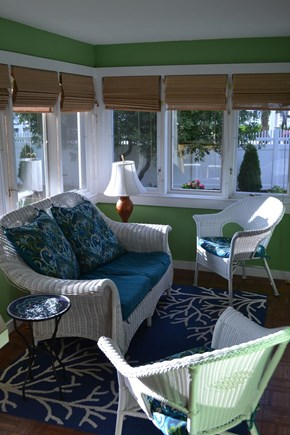 Falmouth Heights Cape Cod vacation rental - The Sun Room