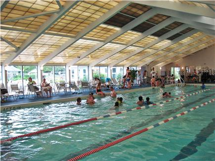 Brewster Cape Cod vacation rental - Short Walk to two outdoor pools and this indoor facility