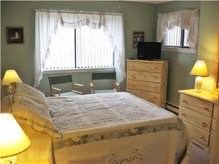 Brewster Cape Cod vacation rental - Master Bedroom with memory foam queen size mattress