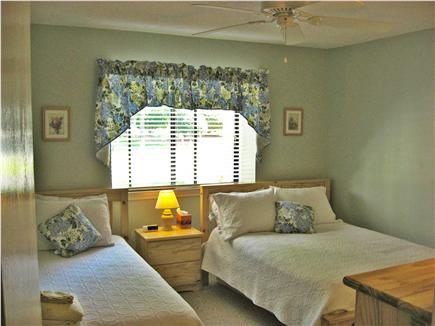 Brewster Cape Cod vacation rental - Guest Bedroom with one double bed and one twin bed