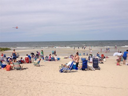 Orleans Cape Cod vacation rental - Beautiful Skaket beach just  3/10 mile, or 8 minute walk!