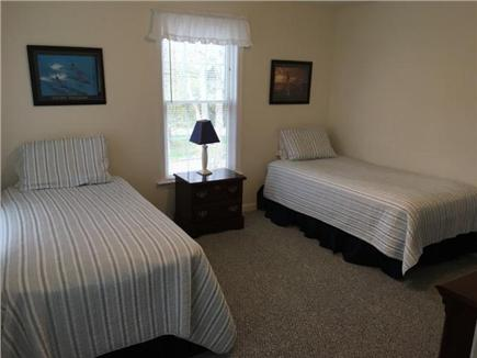 Orleans Cape Cod vacation rental - Twin Bedroom with large walk in closet