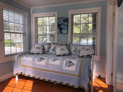 Dennis Port Cape Cod vacation rental - Sun Room With Day Bed