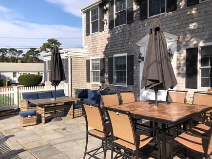 Dennis Port Cape Cod vacation rental - Patio