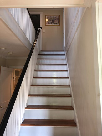 Dennis Port Cape Cod vacation rental - Main Staircase