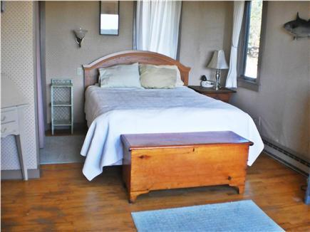 Truro Cape Cod vacation rental - Master bedroom, upper level, queen bed