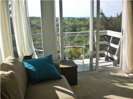 Truro Cape Cod vacation rental - Sunroom off master bedroom