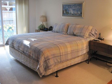 New Seabury New Seabury vacation rental - Master Bedroom with King size bed and up dated Master Bathroom